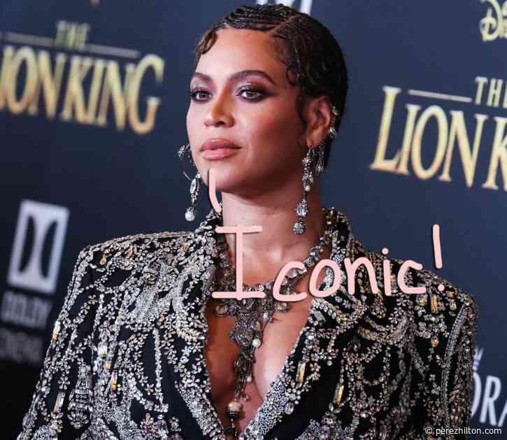 Beyoncé To Release New Visual Album Black Is King On Disney Plus Next Month!