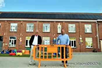 Zonnepanelen op daken van katholieke scholen (Harelbeke) - Het Nieuwsblad
