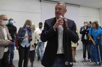 Municipales : Franck Marlin (LR) décroche un 5e mandat à Etampes - Le Parisien