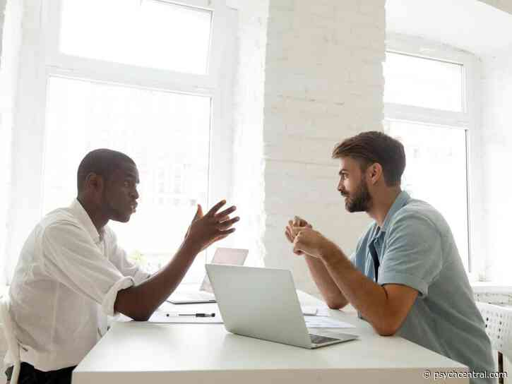 Confrontation May Reduce White Prejudices