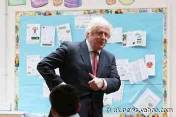 Boris Johnson to announce 10-year building pledge for schools in post-Covid spending blitz