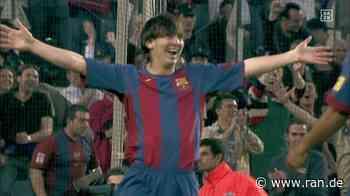 Highlights von Lionel Messi: Das Beste aus 15 Jahren La Liga - RAN