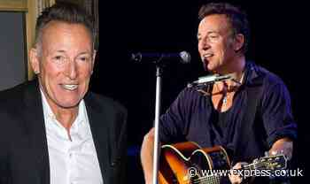 Bruce Springsteen set for rare reunion in radio show amid Glastonbury Experience Live - Express