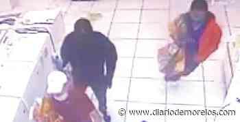 Roban tienda departamental en Emiliano Zapata - Diario de Morelos