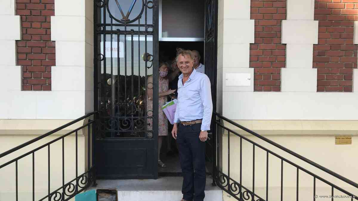 Municipales à Vimy : Christian Sprimont peut sourire, il l'emporte enfin - La Voix du Nord