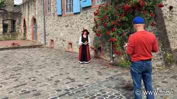 Verwunschene Ecken von Burg Eppstein - fr.de