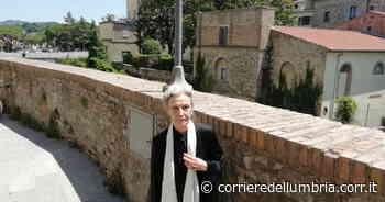 """Barbara Alberti, il ritorno ad Umbertide dopo due anni: """"Il luogo dell'infanzia ispira i miei libri"""" - Corriere dell'Umbria"""