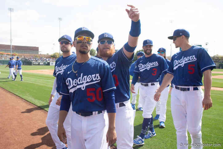 Dodgers announce first 51 in player pool for preseason restart
