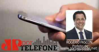 Prefeito de Santa Gertrudes alerta para falta de leitos na região - Grupo JC de Comunicação
