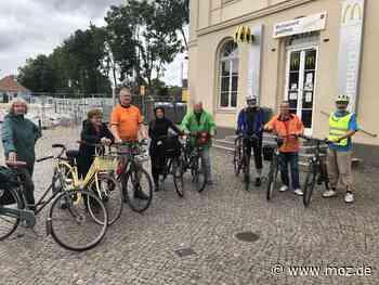 Rundfahrt: Radtour mit dem ADFC Oranienburg nach Wandlitz - Märkische Onlinezeitung