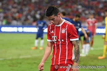 """""""James Rodriguez hätte den FC Bayern nie verlassen dürfen"""" - Fussball Europa"""