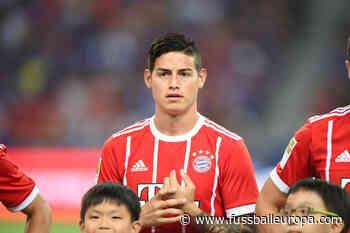 James Rodriguez klärt auf: So war das wirklich mit dem FC Bayern - Fussball Europa