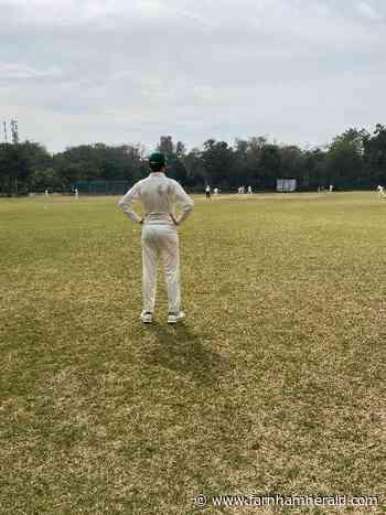Chairman's anger over 'ludicrous' cricket ban | News - Farnham Herald