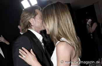 Jennifer Aniston attackiert Meghan: Lass die Finger von Brad! - OK! Magazin
