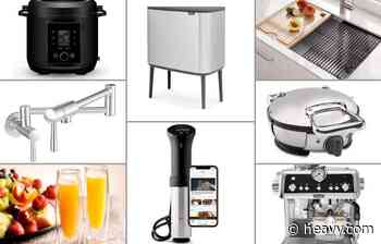 23 Best Items to Create a Gourmet Kitchen - Heavy.com