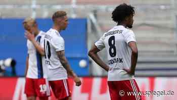 2. Fußball-Bundesliga: Hamburger SV verpasst Relegation - Da, wo er hingehört