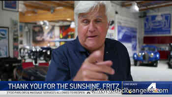 Jimmy Fallon, Jay Leno and Others Wish Fritz Coleman a Happy Retirement - NBC Southern California