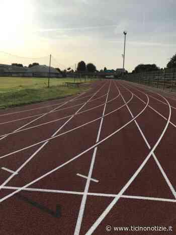 Magnago, ecco il futuro della pista d'atletica   Ticino Notizie - Ticino Notizie