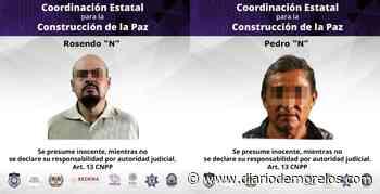 Detienen a jefe de plaza del narcotráfico en Puente de Ixtla y Amacuzac - Diario de Morelos