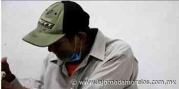 Abandonan a viejito en Puente de Ixtla - La Jornada Morelos