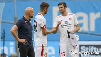 1. FSV Mainz 05: Kein Abschiedsgeschenk für Stefan Bell - kicker - kicker