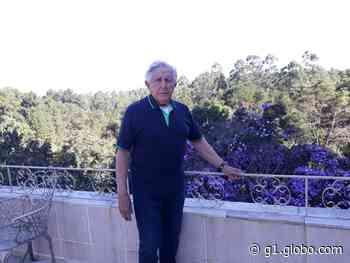 Após cair de escada, idoso de 95 anos mantém isolamento social e se consulta por telemedicina - G1