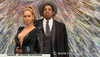 Beyonce and Jay Zs PDA moments are total couple goals for fans - Republic World - Republic World