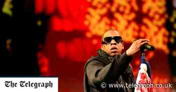 JAY-Z at Glastonbury 2008: how to wipe the smile off Noel Gallagher's face - Telegraph.co.uk