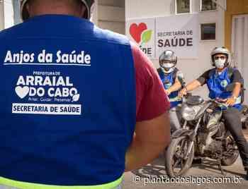 Arraial do Cabo implanta serviço de entrega de medicamentos em casa com motoboys - Plantão dos Lagos