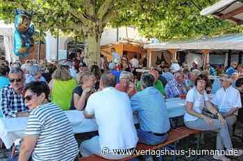 Kandern: Das Kanderner Budenfest findet nicht statt - Verlagshaus Jaumann - www.verlagshaus-jaumann.de