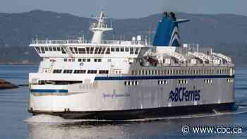 BC Ferries vessels diverted for rescue of 3 boaters in Strait of Georgia