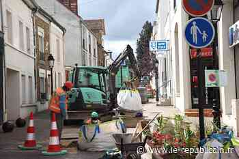 Essonne : travaux rue Pasteur à Arpajon - Le Républicain de l'Essonne