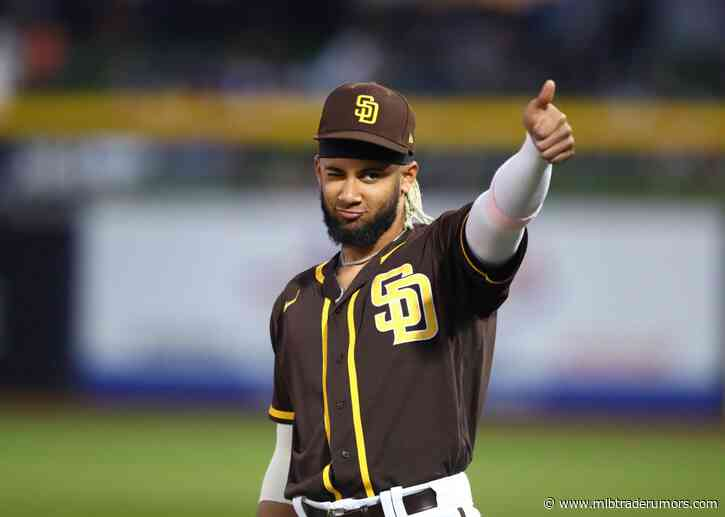 Padres Announce Initial 60-Man Player Pool