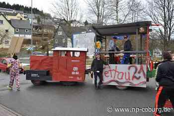 Faschingsumzug in Tettau, 16.02.2020 - Neue Presse Coburg