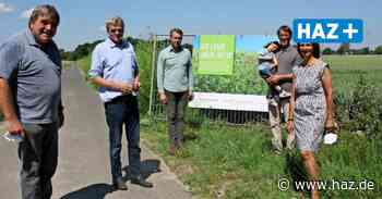 Barsinghausen: Landwirte und Stadt stellen Naturschutzprojekt vor - Hannoversche Allgemeine