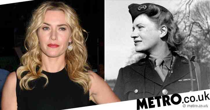 Kate Winslet to star in biopic of model and WW2 journalist Lee Miller - Metro.co.uk