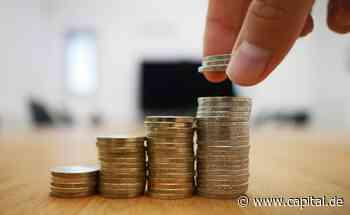 Capital Briefing: Geldanlage und Vorsorge für Berufseinsteiger - Capital - Wirtschaft ist Gesellschaft