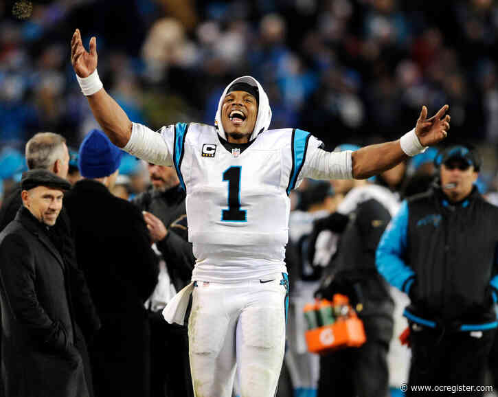 Report: Patriots agree to one-year deal with QB Cam Newton