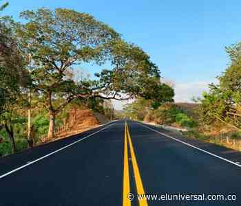 Habilitan 84 kilómetros viales entre Carreto y Palmar de Varela - El Universal - Colombia