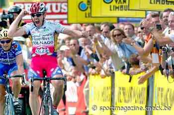Flashback naar 27 juni 2004: Tom Steels schrijft wielergeschiedenis in Tessenderlo - Sportmagazine Voetbal
