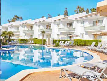 Jetzt Urlaub buchen! Mallorca, Spanien   Universal Aparthotel Elisa ☀️Sommer 2020 - breitengrad53.de