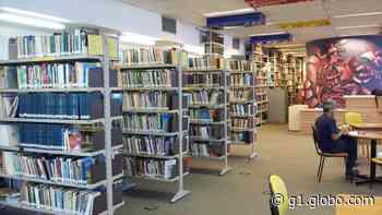 Biblioteca de Mogi das Cruzes volta a realizar empréstimos de livros - G1