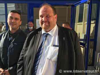 Elections municipales 2020 : Julien Quennesson élu maire de Somain - L'Observateur