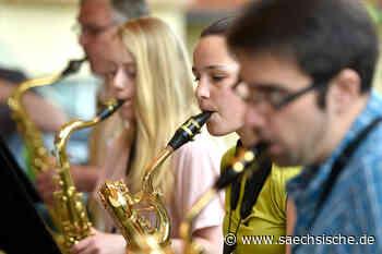 Saxophonständchen in Zittau und Herrnhut - Sächsische Zeitung