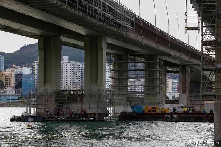 Trânsito na ponte Colombo Salles é liberado em Florianópolis - G1
