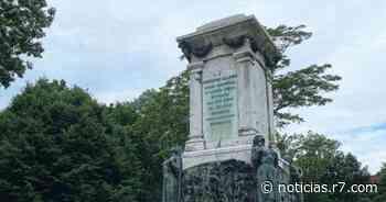 Cidade em Nova Jersey retira estátua 'opressora' de Colombo - R7
