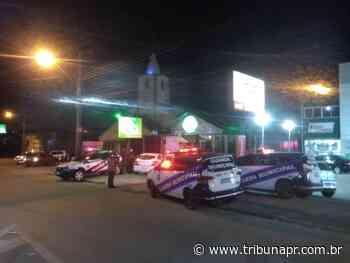 Festa clandestina em Colombo com show sertanejo é barrada - Tribuna do Paraná