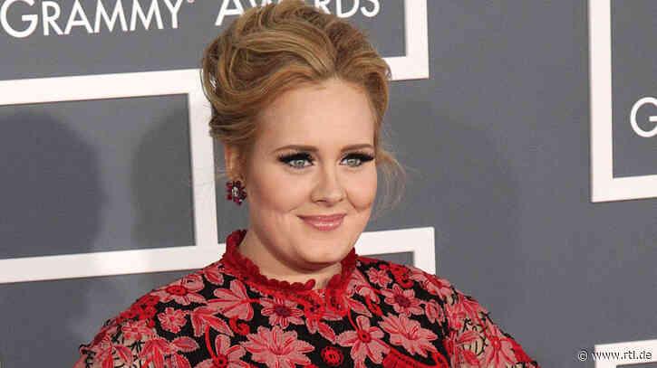 Neues Lebensgefühl: Sängerin Adele feiert sich selbst - RTL Online