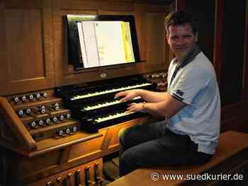 Radolfzell: Die Orgel beendet im Münster die Stille - SÜDKURIER Online