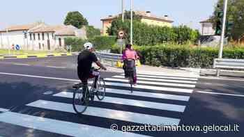 Un semaforo sulla Cispadana a Suzzara, più sicurezza per pedoni e ciclisti - La Gazzetta di Mantova
